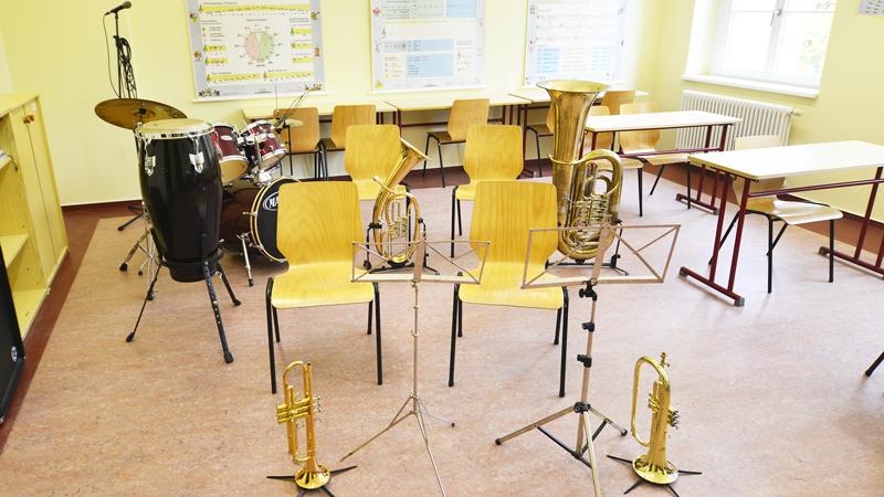 Fachkabinett für Blasinstrumente
