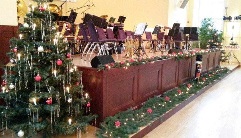1. Adventskonzert für die Grundschüler Grimmas