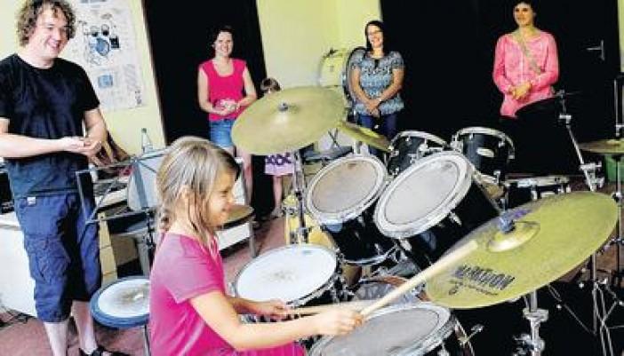 Schuljahresauftakt der Orchesterschule