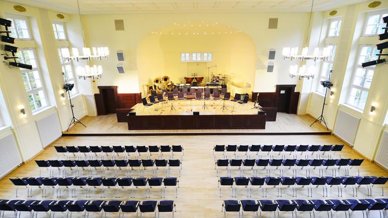 JBO Grimma - Konzertsaal