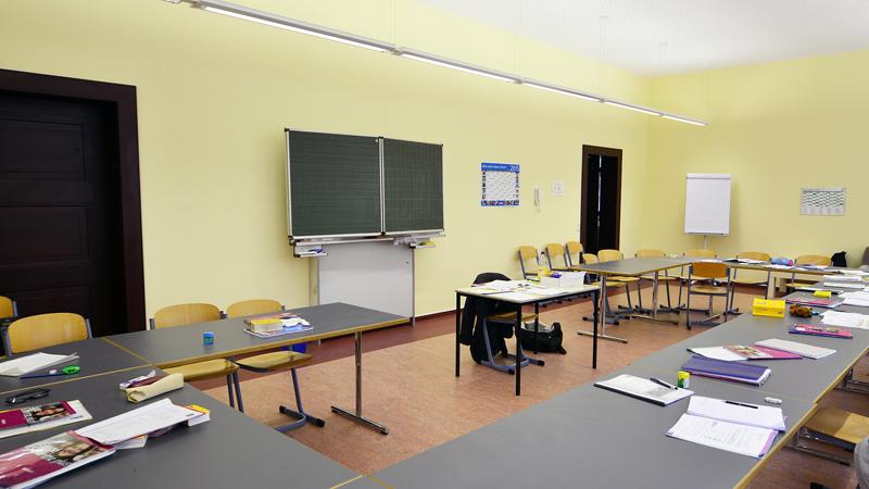 JBO Grimma, Unterrichtsraum, Schulungsraum, Seminarraum