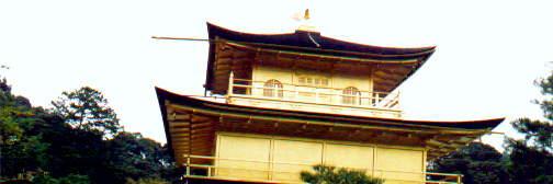 Der Goldene Pavillon ...