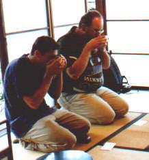 historic japanese tea-ceremonie