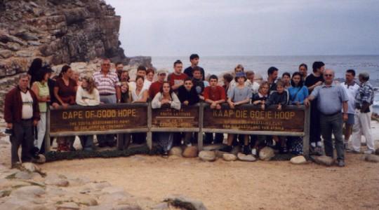 Südafrika 2001
